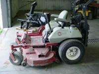 For Sale - Handy man's special. 2005 Exmark Lazer Z
