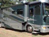 2005 Fleetwood Expedition Class A Diesel Pusher. Just