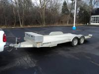 2005 Featherlike ?Tow-Behind? aluminum Trailer VIN#