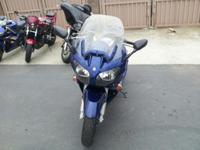 For sale is my 2005 yamaha FJR1300ABS. The bike is very
