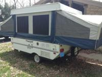 I am selling my camper. It is well-taken care of. Has