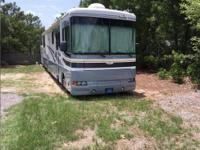 This is a 2005 Fleetwood Bounder 39Z Turbo Diesel