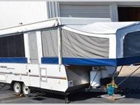 2005 Fleetwood camper for sale. The camper is 29 feet
