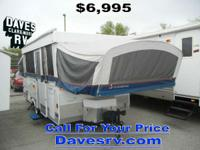2005 Fleetwood Niagara 3933 SELF-CONTAINED FOLDING
