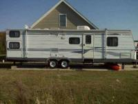 2005 Terry 320 DBHS travel trailer made by Fleetwood
