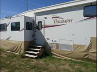 2005 Fleetwood Triumph 5th Wheel in Rexburg ID. Just