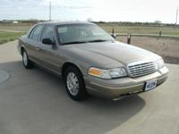 I have a tidy 2005 Ford Crown Victoria LX available.