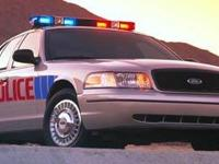 This 2005 Ford Crown Victoria Police Interceptor