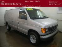 Exterior Color: silver metallic, Body: Cargo Van,