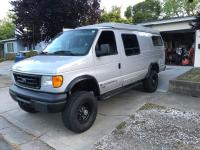 For sale is our 2005 E350 Sportsmobile. All camper