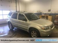 Moonroof / Sunroof**, Escape Limited, Duratec 3.0L V6,