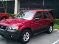 2005 Ford Escape SUV This is a great vehicle that is