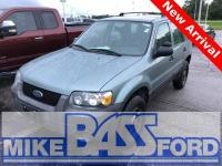 2005 Ford Escape XLS FWD 5-Speed Manual with Overdrive