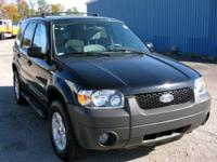 Options Included: N/A2005 FORD ESCAPE 4DR FWD XLT, .0L