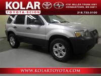 2005 Ford Escape XLTEscape XLT, Duratec 3.0L V6, AWD,