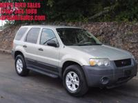 Options:  2005 Ford Escape Xlt 4Dr Suv|Pewter|New