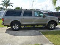 ONE OWNER LIMITED, DIESEL, 4 WHEEL DRIVE. BOUGHT NEW IN