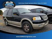2005 Ford Expedition 4WD Triton 5.4L V8 SMPI SOHC D&D