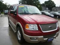 Exterior Color: redfire w/tan, Body: SUV, Engine: 5.4L