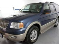 2005 FORD Expedition SUV 5.4L EDDIE BAUER 4WD Our
