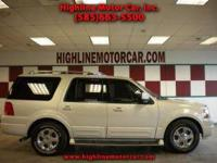 ** LIMITED ** 3RD ROW ** SUNROOF ** PEARL WHITE ** LOW