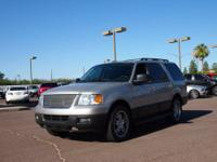 This Ingot Silver 2005 Ford Expedition XLT is priced to