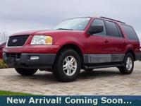 2005 Ford Expedition XLT in Redfire Clearcoat Metallic,