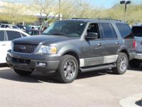 Clean CARFAX. CARFAX One-Owner.  2005 Ford Expedition