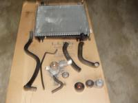 I am selling used OE Ford cooling system parts in