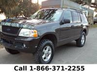 2005 Ford Explorer Features: Keyless Entry - Tinted