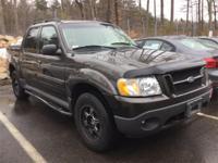 Nice little truck here, folks! 2005 Ford Explorer Sport