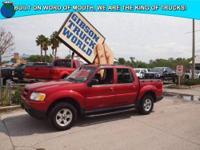 WWW.GIBSONTRUCKWORLD.COM*2005 Ford Explorer XLT Sport