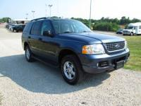 Extra clean two-owner, non-smoker 2005 Ford Explorer