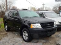 Exterior Color: black, Body: SUV, Engine: 4.0L V6 12V