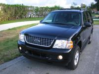 2005 FORD EXPLORER XLT 4WD V6 4.0 L Automatic, with