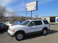 Exterior Color: oxford white clearcoat, Body: SUV 4X4,