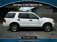 2005 Ford Explorer XLT Sport 4.0L 4WD $7,995 Stock #: