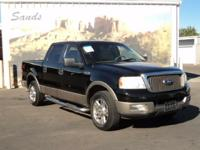 Description 2005 FORD F-150 4 wheel disc brakes,ABS
