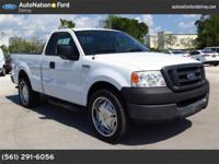 2005 Ford F-150 Our Location is: AutoNation Ford Delray