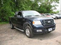 FX4 trim, Med Wedgewood Blue Metallic exterior and