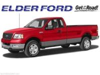 Recent Arrival! CARFAX One-Owner. 2005 Ford F-150 FX4