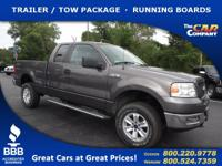 Used 2005 Ford F-150, DESIRABLE FEATURES: a TRAILER /