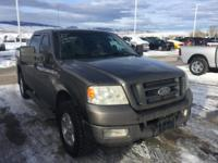 FX4 trim. ONLY 71,228 Miles! CD Player, Fourth