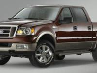 From city streets to back roads, this 2005 FORD TRUCK