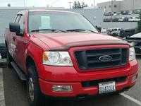 F150 STX SUPERCAB 4WD  Options:  Abs Brakes