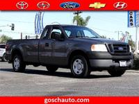 Looking for a clean, well-cared for 2005 Ford F-150?