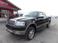 Options:  2005 Ford F-150 Our 2005 Ford F-150 Lariat