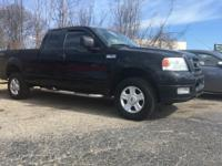 Options:  2005 Ford F-150 Xl 4Dr Supercab 4Wd Styleside