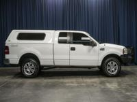 4x4 Budget Truck with Canopy!  Options:  Am/Fm