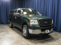 Clean Carfax One Owner Truck with Matching Canopy!